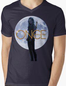 Emma Swan/The Savior - Once Upon a Time Mens V-Neck T-Shirt