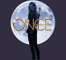 Emma Swan/The Savior - Once Upon a Time Womens Fitted T-Shirt