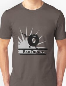 Bad Donut Game Collection Unisex T-Shirt