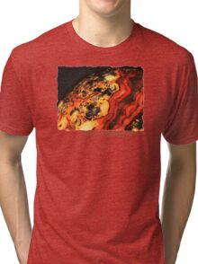 Young Planet (Crazy Lace Agate) Tri-blend T-Shirt