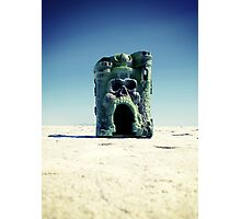 Castle Grayskull Photographic Print