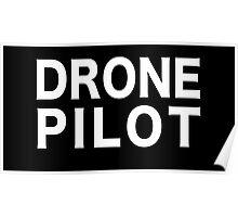 DRONE PILOT Poster