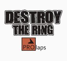 GTA5 - Pro Laps 'Destroy The Ring!' by HalfFullBottle