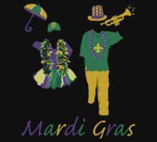 Carnival Time (Mardi Gras) by StudioBlack