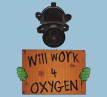 Will Work 4 Oxygen Kids Clothes