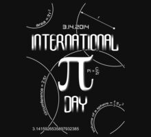 International Pi Day by Samuel Sheats
