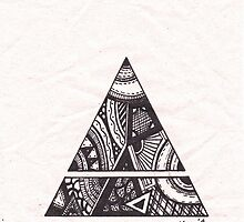 30 Seconds To Mars Triad 2 by BonesToAshes