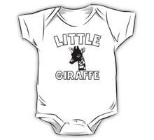 Little Giraffe One Piece - Short Sleeve