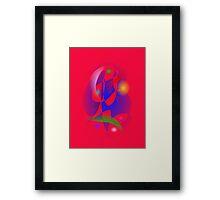 Cheap Jewel Framed Print