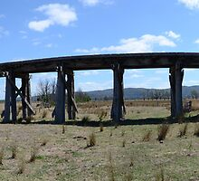 Yarra Glen Railway Bridge by adampower