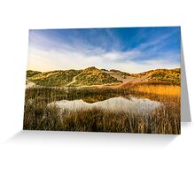 Llangennith Dunes Greeting Card