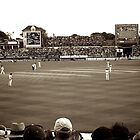 A day at the cricket by James Hanley