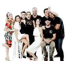 Arrow Cast by shakesitoff