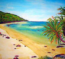 Whitsunday Island by gillsart