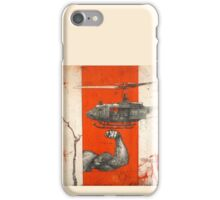 1967 helicopter iPhone Case/Skin