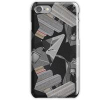 Tv Head city walker iPhone Case/Skin