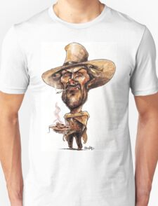 Clint Eastwood spaghetti  T-Shirt
