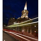 All Souls by Night - iPad Case by Natalie Broome