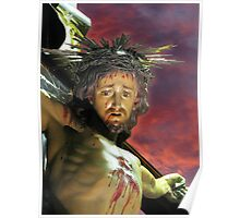 Our Crucified Lord Poster