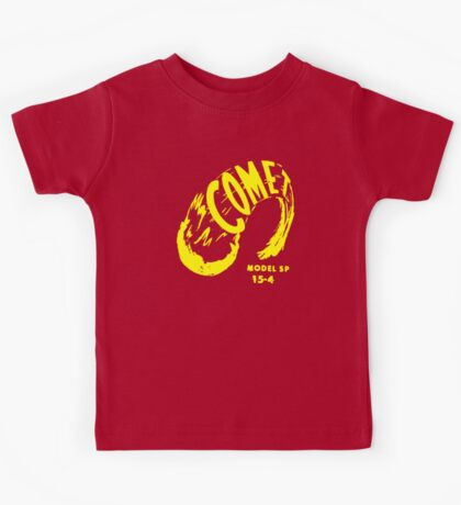 Comet (yellow) Kids Clothes