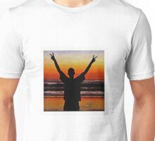 fatbot slim beach Unisex T-Shirt
