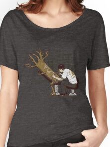 The Wood With The Dragon Craving Women's Relaxed Fit T-Shirt