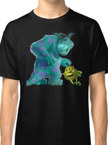 Shrek/Donkey & Sully/Mike Crossover Classic T-Shirt