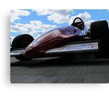 Formula Ferrari Canvas Print
