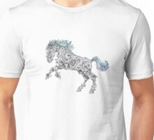 Mechanical horse Unisex T-Shirt
