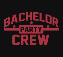 Bachelor Party Crew by nektarinchen