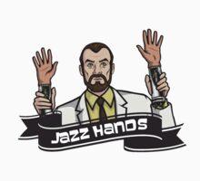 Jazz Hands! by zubatGolbat