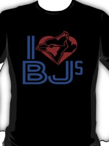 I love BJS T-Shirt