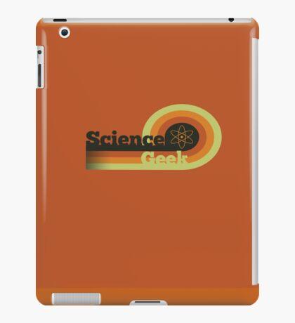 Science GEEK iPad Case/Skin