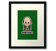 Lil Vizzini Framed Print