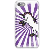 Retro Unicorn iPhone Case/Skin