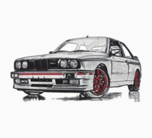 BMW E30 M3 by vakuera