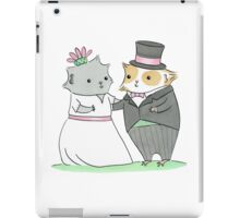 Guinea-pig Wedding iPad Case/Skin
