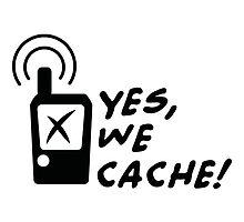 Geocaching - Yes we cache! by chrisbears
