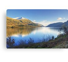 Thirlmere,The Lake District Canvas Print