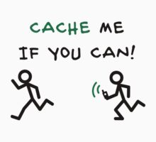 GeoCache me if you can T-Shirt
