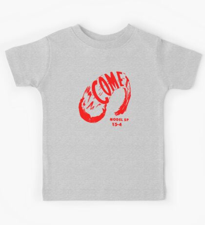 Comet (red) Kids Clothes