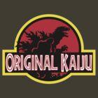Original Kaiju by wuxter
