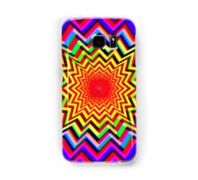 Abstract Psychedelic Artwork Samsung Galaxy Case/Skin