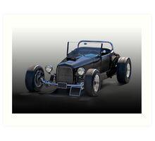 1927 Ford Roadster Art Print