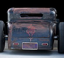 Rat Rod 'Bad Mojo' by DaveKoontz