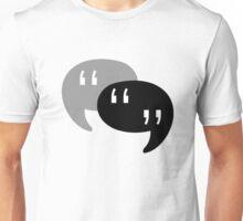 Speech Bubbles Unisex T-Shirt