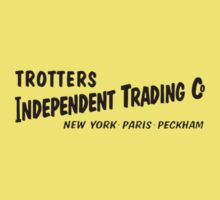 Only Fools and Horses | Trotters Independent Trading Co. Small Emblem by Sam Richard Bentley