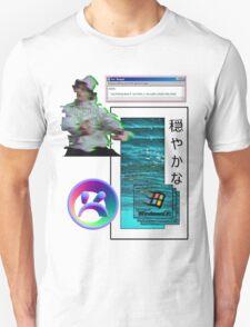 Yung Lean Vaporwave Aesthetics Unisex T-Shirt