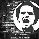 The Operation of the Machine: Mario Savio by StonerMunkee
