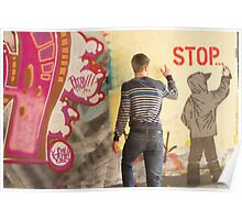 STOP... Poster